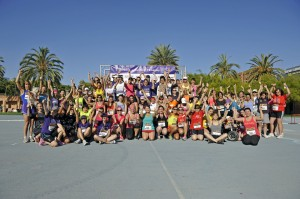 II quedada running femenino - Nosotras Deportistas