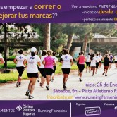 Entrenamientos Divina Pastora Seguros de Running Femenino