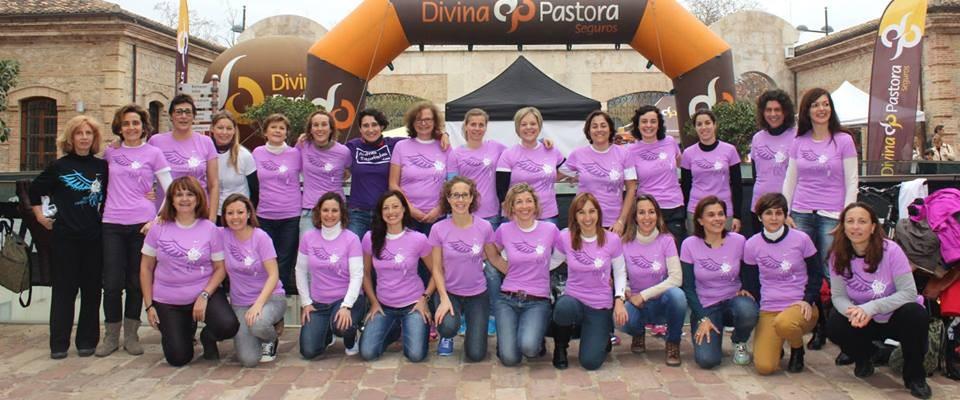 Nosotras en la 10K Divina Pastora – Valencia.