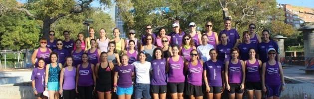 Entrenamiento Divina Pastora Seguros Running Femenino 13 Sept